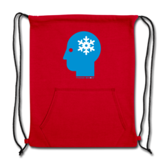 Sweatshirt Cinch Bag by Eric Larsen