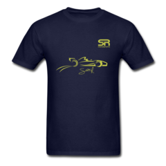 Men's T-Shirt by Samira Rached