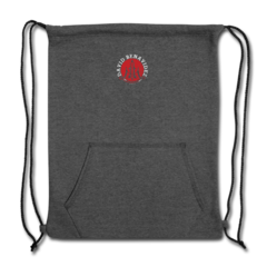 Sweatshirt Cinch Bag by David Benavidez