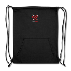 Sweatshirt Cinch Bag by Randa Markos