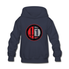Little Boys' Hoodie by Ryan Dalziel