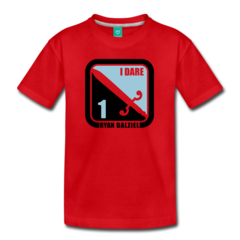 Little Boys' Premium T-Shirt by Ryan Dalziel