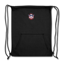 Sweatshirt Cinch Bag by Keep On Playing