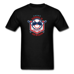 Men's T-Shirt by Keep On Playing