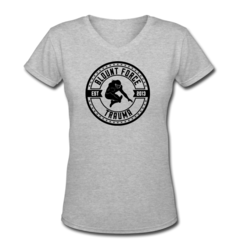 Women's V-Neck T-Shirt by LeGarrette Blount