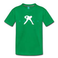 Little Boys' Premium T-Shirt by Jason Belmonte