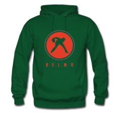 Men's Hoodie by Jason Belmonte
