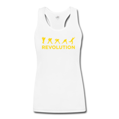 Women's Bamboo Performance Tank by Jason Belmonte