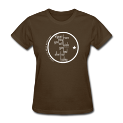 Women's T-Shirt by Egan Inoue