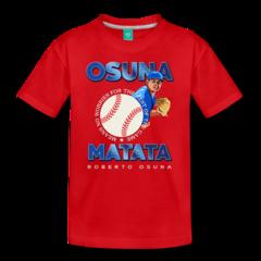 Little Boys' Premium T-Shirt by Roberto Osuna