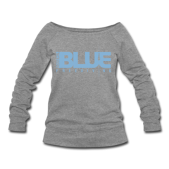 Women's Wideneck Sweatshirt by William Trubridge