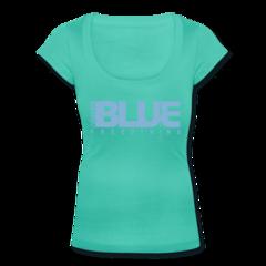 Women's Scoop Neck T-Shirt by William Trubridge