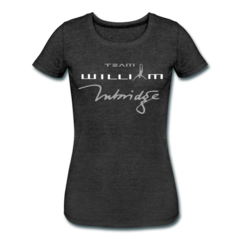Women's Tri-Blend Performance T-Shirt by William Trubridge