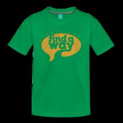 Little Boys' Premium T-Shirt by Merril Hoge